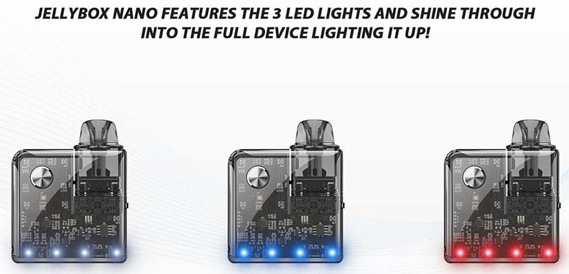 Rincoe Jellybox Nano LED Lights