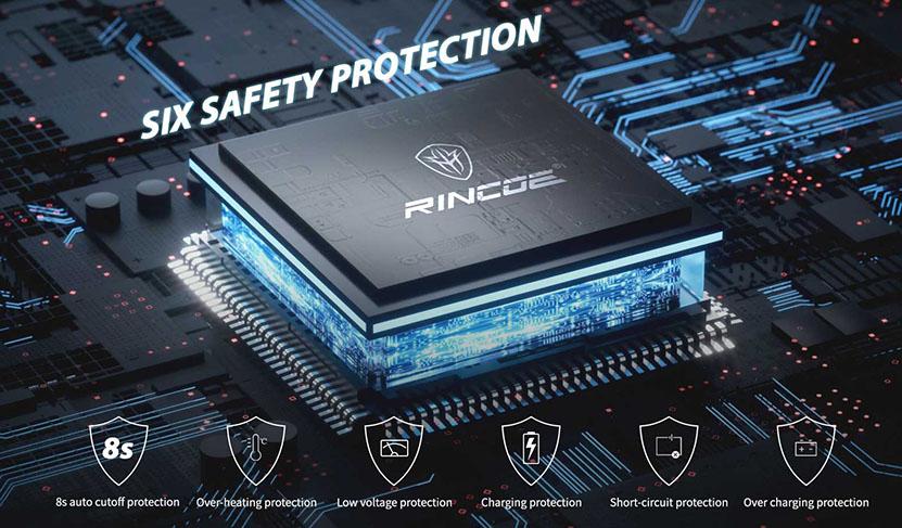 Rincoe Jellybox Nano Protection