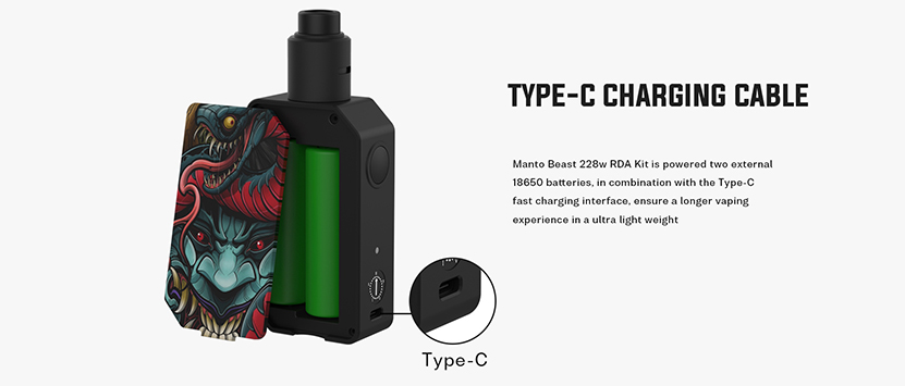 Rincoe Manto Beast Mod Feature 4