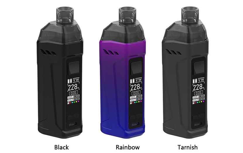 Rincoe Manto Max 228W Kit Colors