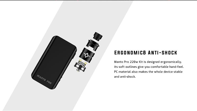 Rincoe Manto Pro RDA Kit  2