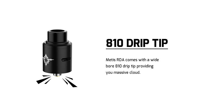 Rincoe Mechman Nano 90W RDA Kit Features 6
