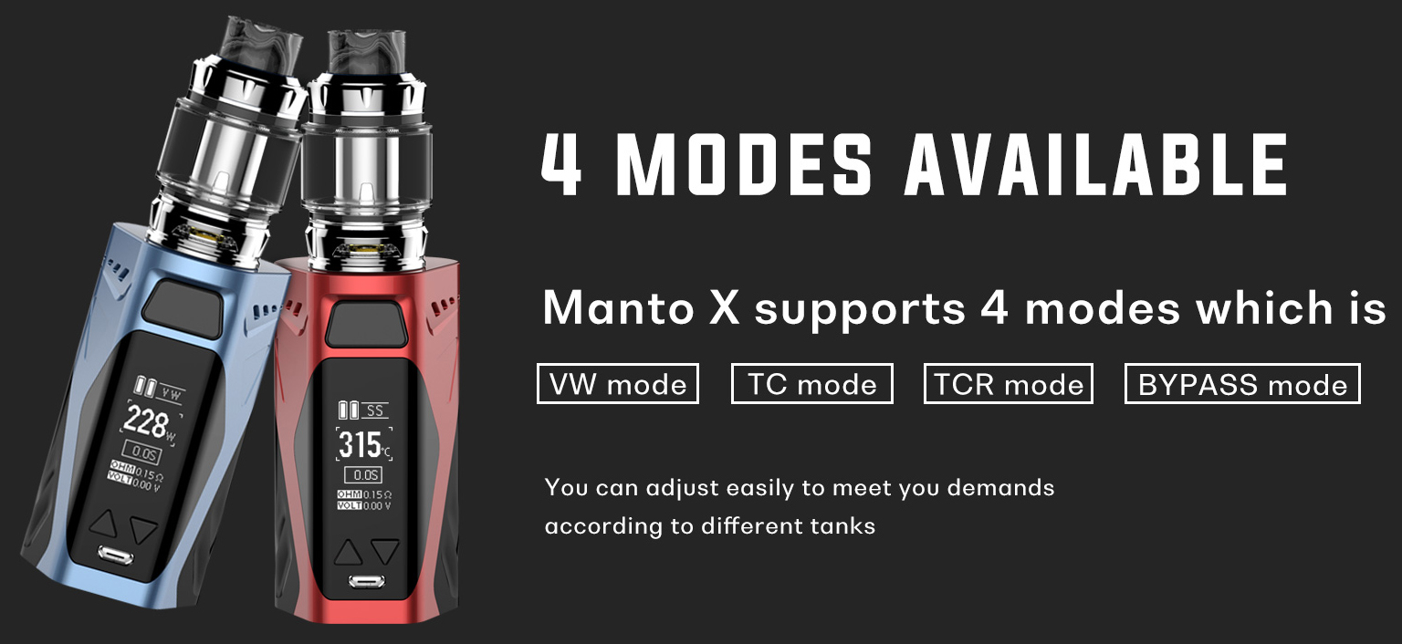 Rincoe Manto X Mesh Kit Feature 3