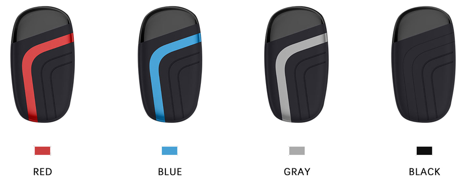 Neso Pod Kit Colors