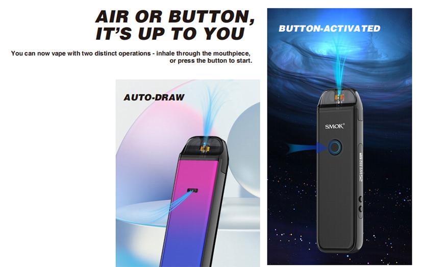 SMOK ACRO Kit feature4