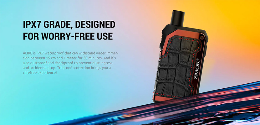 SMOK Alike Kit Feauture 8