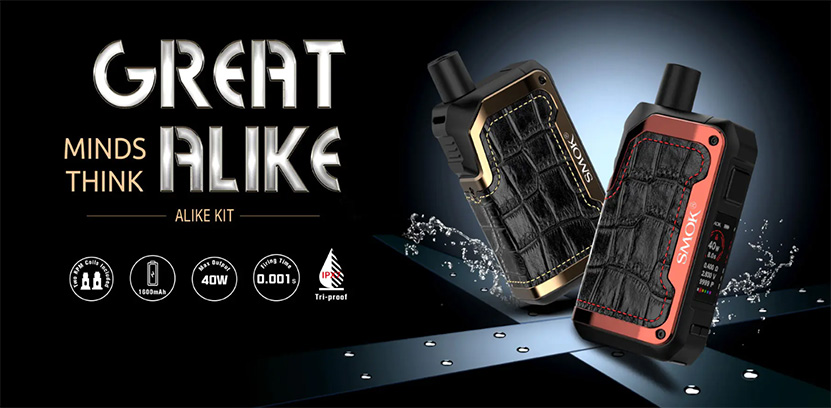 SMOK Alike Kit Feauture 1