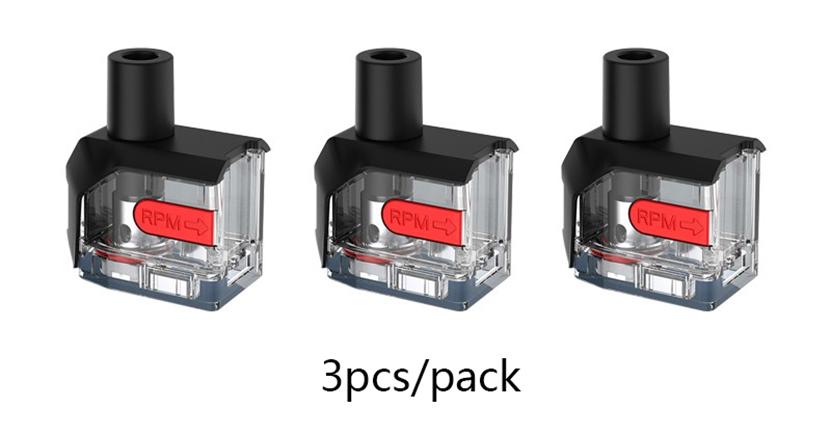 SMOK ALIKE Empty Pod Cartridge 3pcs/pack