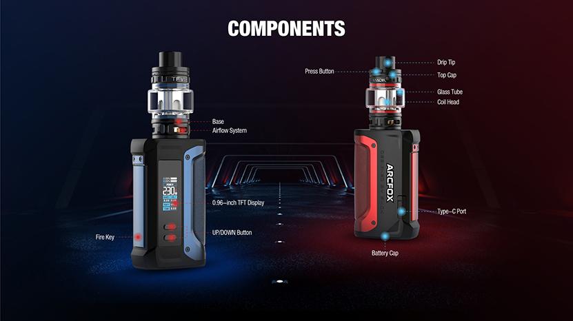 SMOK Arcfox Kit Feature 5