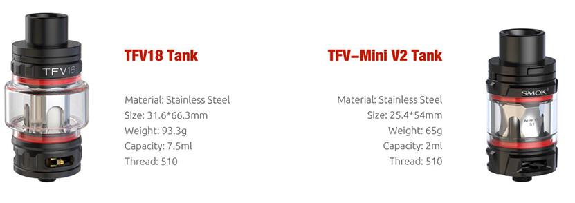 SMOK Arcfox Kit Feature `3