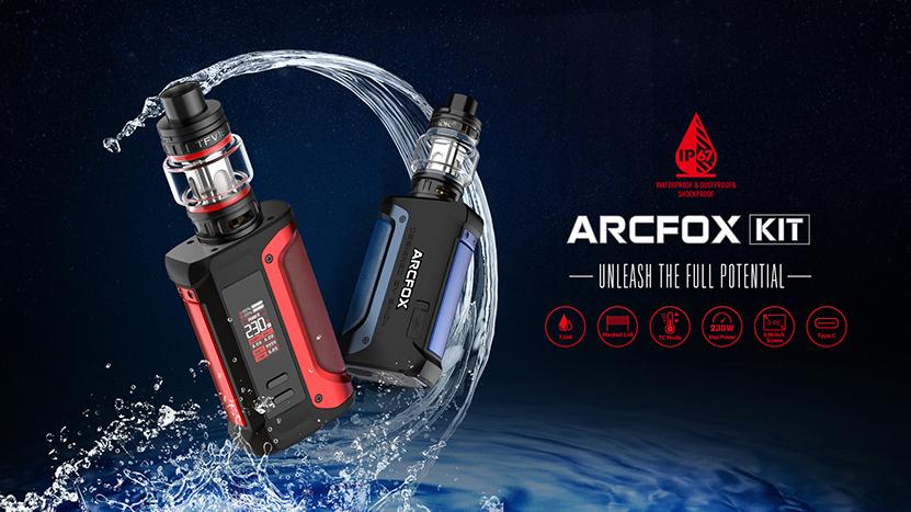 SMOK Arcfox Kit Feature 16