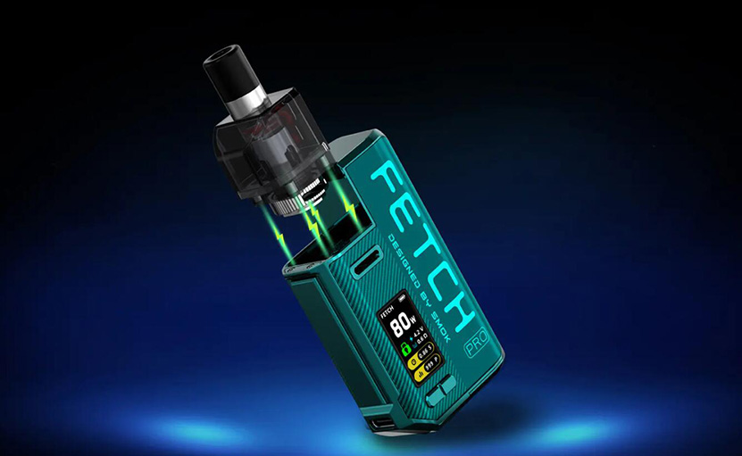 SMOK Fetch Pro Kit Feature 9