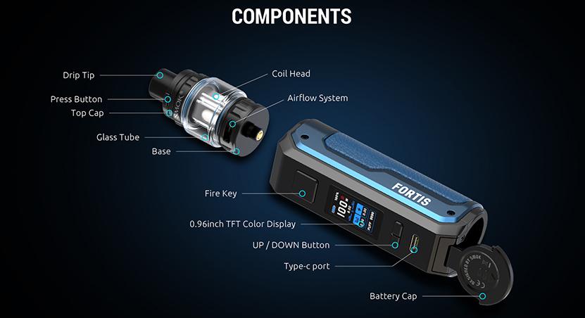 SMOK Fortis Kit component