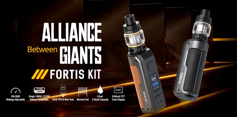 SMOK Fortis Kit feature1