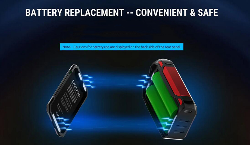 SMOK G-PRIV 3 Kit Features 6