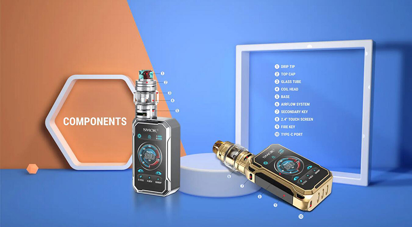 SMOK G-PRIV 3 Kit Features 8