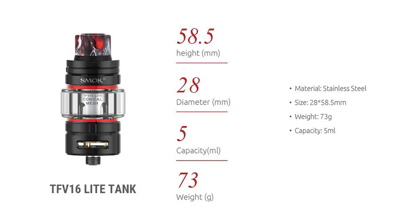 SMOK G-PRIV 3 Kit Features 19