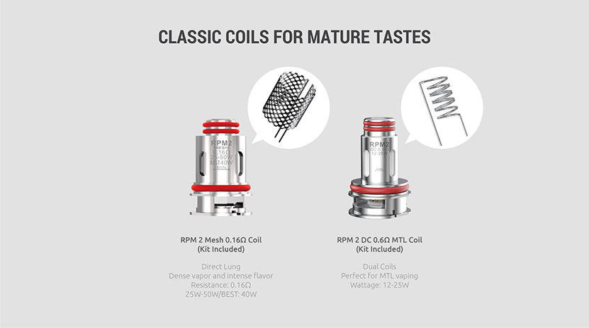 SMOK IPX 80 Kit Feature 5