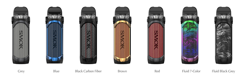 SMOK IPX 80 Kit Colors