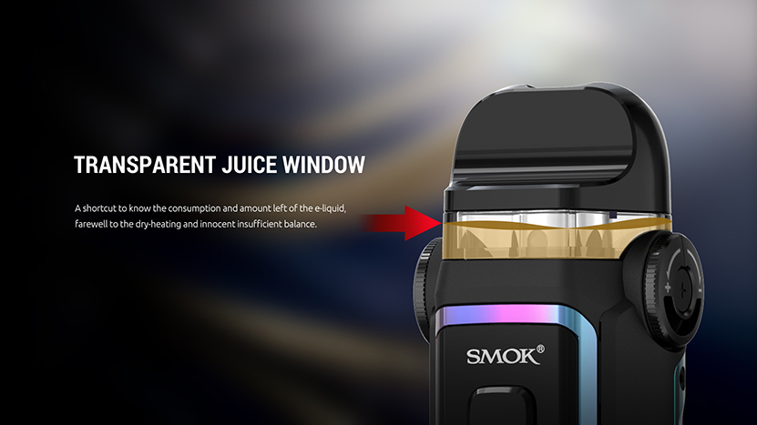 SMOK IPX 80 Kit Feature 11