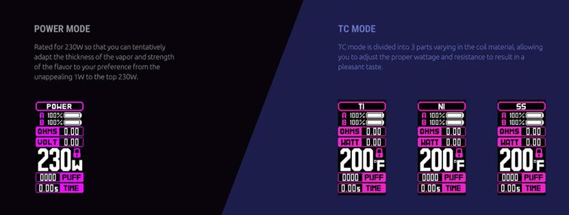 SMOK Morph 2 Kit Feature 14