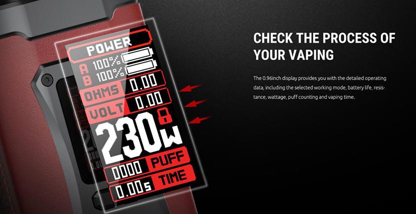 SMOK Morph 2 Kit Feature 18
