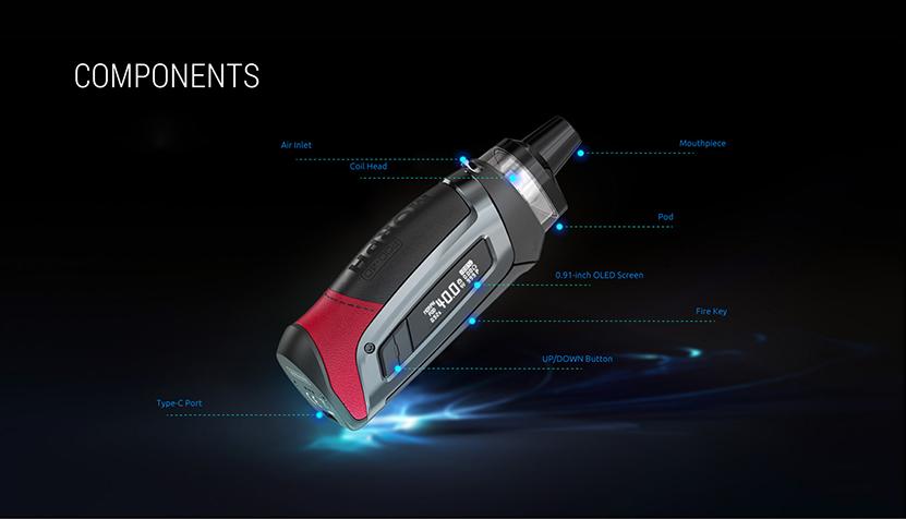 SMOK Morph Pod-40 Kit Feature 3