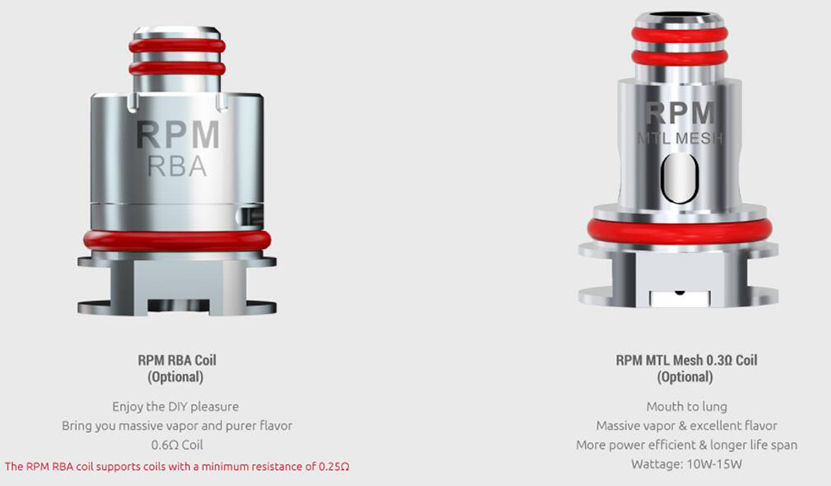 SMOK Morph Pod-40 Kit Feature 15