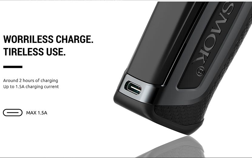 SMOK Morph Pod 80 Kit Charging Type