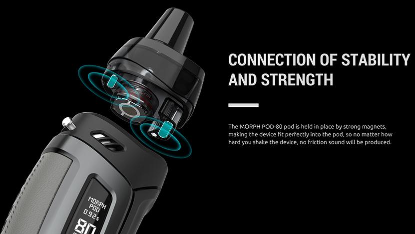 SMOK Morph S Pod 80 Kit Feature 20