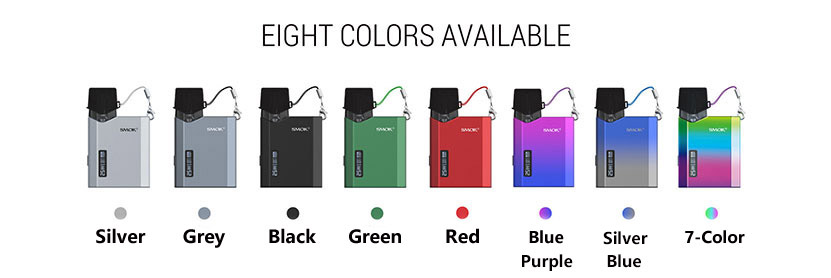 SMOK NFIX Mate Pod Kit Full Colors