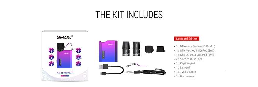 Nfix Mate Kit Package