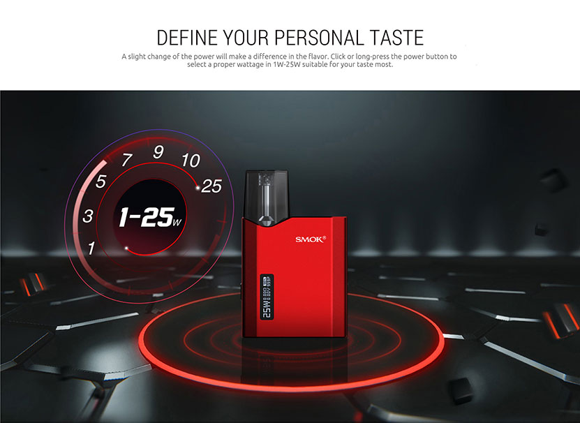 SMOK Nfix Mate Kit Power
