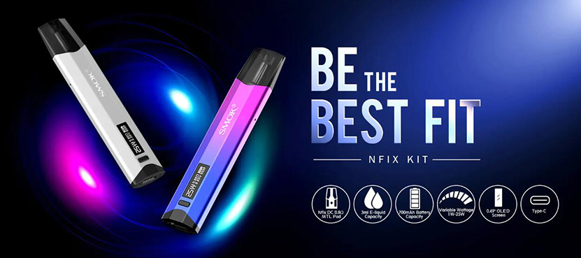 SMOK Nfix Kit Feature 3