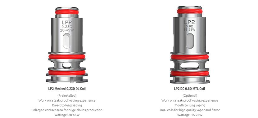 SMOK Nord 50W Kit coil2