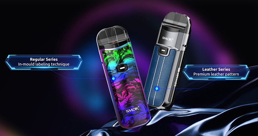 SMOK Nord 50W Kit feature2