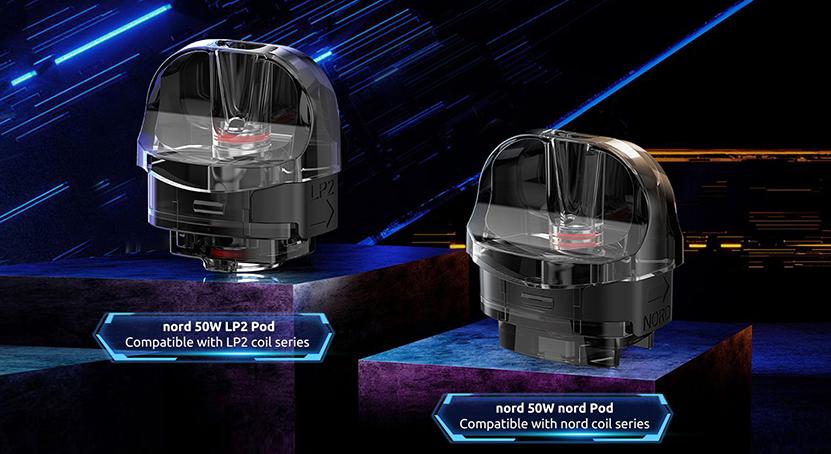 SMOK Nord 50W Kit pod