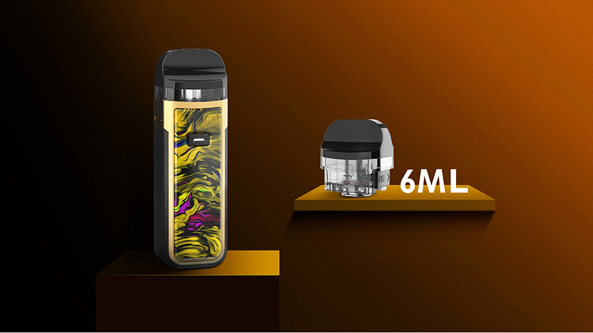 SMOK Nord X Kit Feature 1