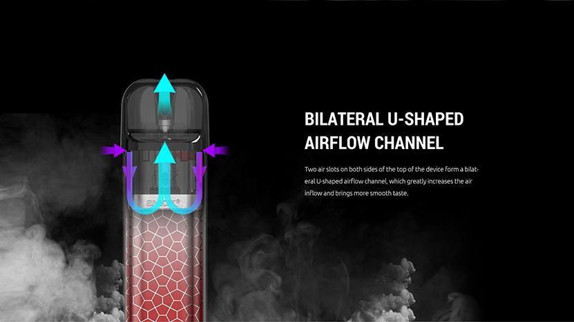 SMOK Novo 2S Kit Airfow
