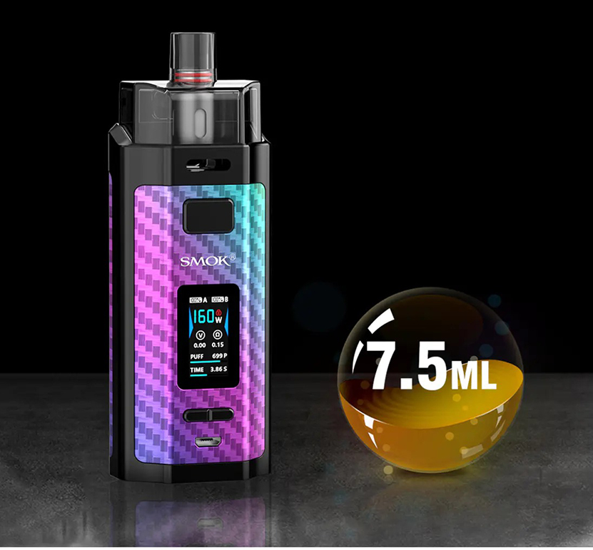 SMOK RPM160 Pod Mod Kit 7.5ml Capacity