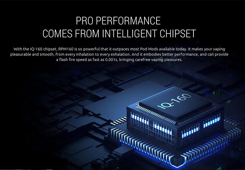 SMOK RPM160 Mod Kit Chip