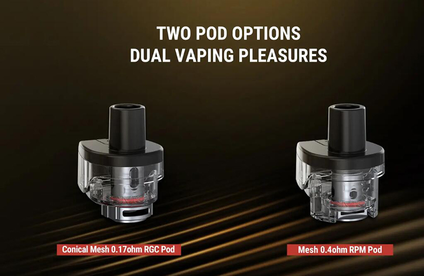 SMOK RPM80 Pro Kit Features 15