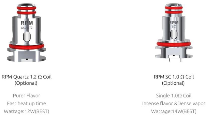 SMOK RPM 4 Kit Feature 7