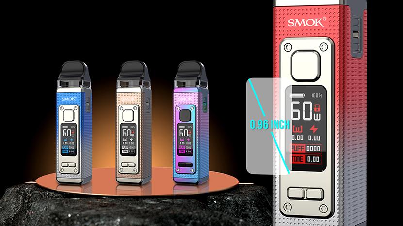 SMOK RPM 4 Kit Feature 16