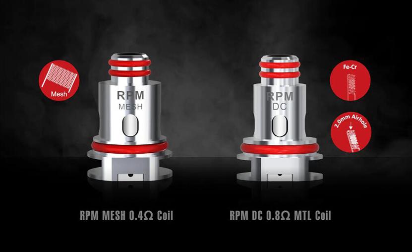 SMOK RPM Lite Kit Feature 9