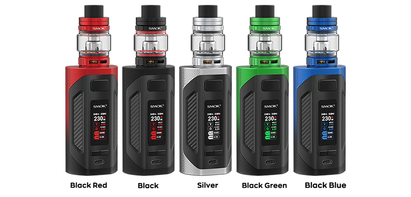 SMOK Rigel Kit Full Colors