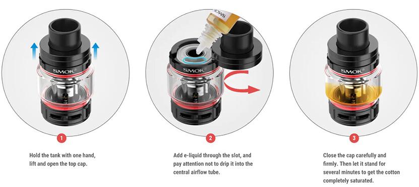 SMOK SCAR-18 Kit Feature 8