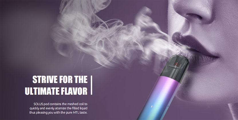 SMOK SOLUS Pod Cartridge Flavor