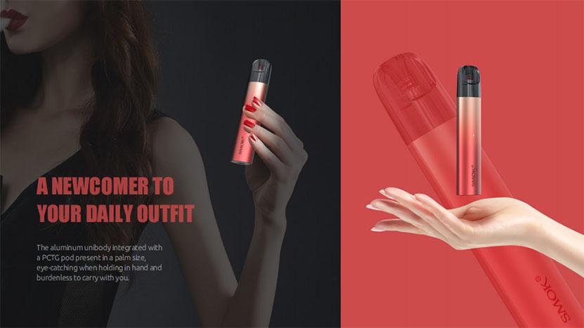 SMOK SOLUS Pod Cartridge Style