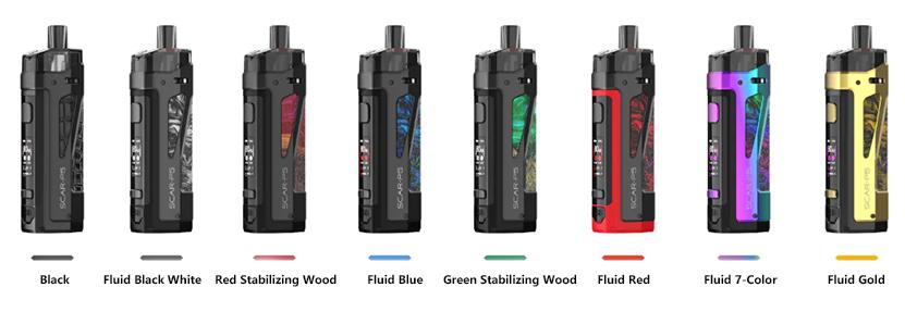 SMOK Scar P5 Kit Full Colors